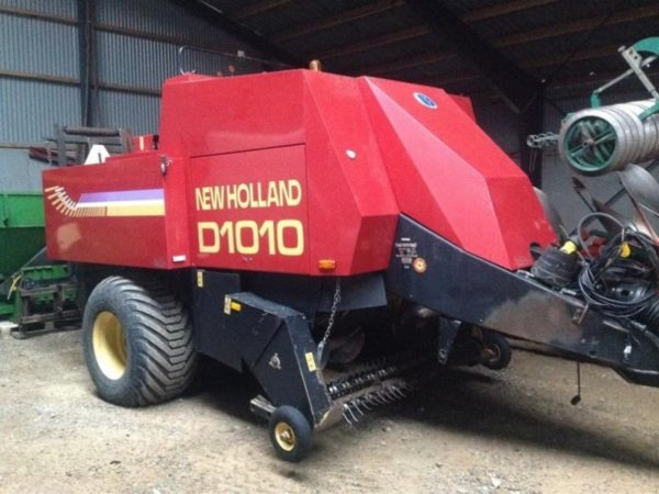 abrassart-presse-newholland-d1010-occasion